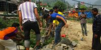 Community Participation in Ensuring Healthy Environment