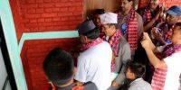 Inauguration and handing over ceremony of multi-purpose women center, Suri