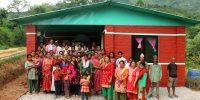 Jeratar Creative Women's Community Gets a New Building