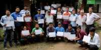 Four days Agriculture Training conducted by NJSI