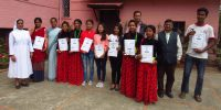 6 Months long Management Course Boosts Young Girls' Confidence