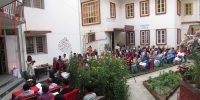 Memorial Service and Blessing of New Office of Nepal Jesuit Social Institute