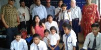 Training and Educational Kit Distribution Program for Visually Impaired Students, Gorkha