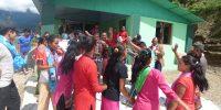 A Multipurpose Hall Unifies People of Suri, Dolakha