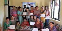 Assisting women about their fundamental and constitutional rights in Jaretar