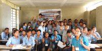 Reinforcement of Students through Personal Development Camp at Saraswati Secondary School, Sindhupalchowk