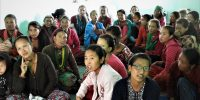 Assisting the women of Suri learn about the Constitutional Rights
