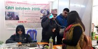 Breaking the stereotype- BSS participating in CAN InfoTech
