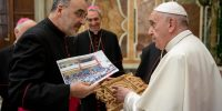 Honored by Pope Francis