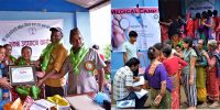 ASSISTING WITH ESSENTIAL NEEDS- Inauguration Ceremony and Medical Camp at Helumbu, Sindhupalchowk