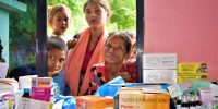 Serving the people in need- Health camp at Koshidekha