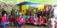 Inauguration of Shree Khsyamadevi Women Center