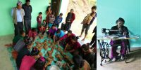 Sustainable Support for Uplifting Livelihood- Tailoring and Soap Production Training