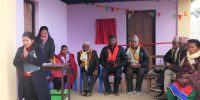 The Inauguration of Kali Devi Women Hall in Dolakha