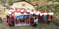 Paralegal training and distribution of handbook at kshyama Devi women center