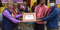 Inauguration and Handing over Ceremony of Shree Siddeshwor Secondary School